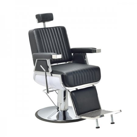 Fotel barberski Panda Sam - dostępny w 48h