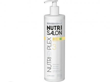 NutriSalon NutriPlex, Care, serum wygładzające, 500ml