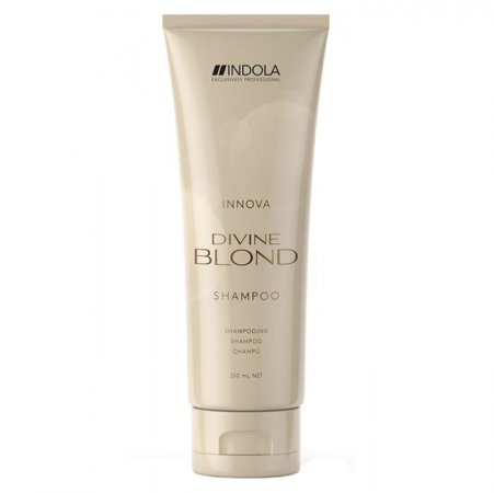 Indola Divine Blond, szampon do włosów blond, 1000ml