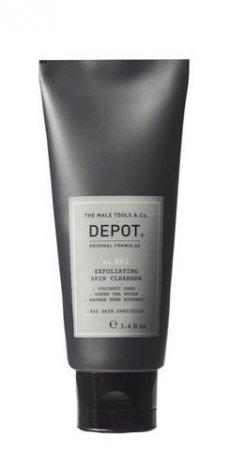 Depot No. 802, oczyszczający peeling do twarzy, 50ml