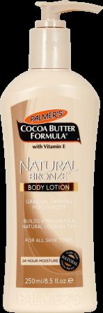 Palmers Body Lotion, brązujący balsam do ciała z masłem kakaowym, 250ml