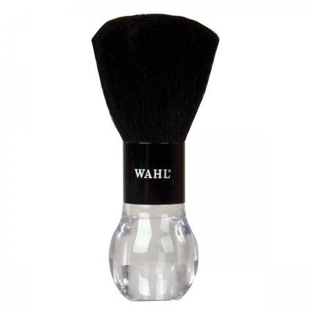 Wahl, karkówka, przeźroczysta z czarnym włosiem