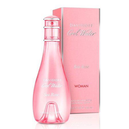 Davidoff Cool Water Sea Rose, woda toaletowa, 100ml (W)
