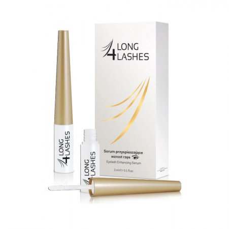 Long 4 Lashes, serum, odżywka do rzęs z bimatoprostem, 3ml