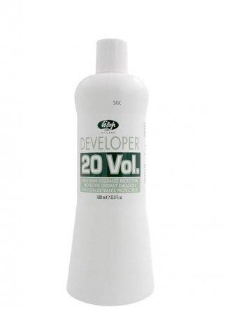 Lisap, emulsja utleniająca 20 vol. 6% , 1000 ml