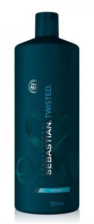 Sebastian Twisted, szampon do włosów kręconych, 1000ml