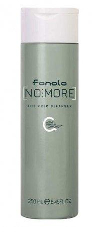 Fanola No more, wegański szampon do włosów zniszczonych, 250ml