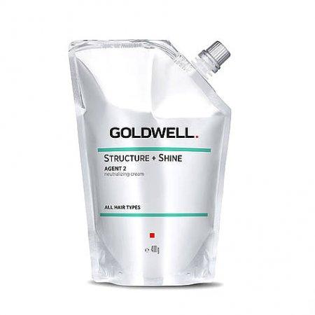 Goldwell Structure + Shine, krem neutralizujący, 400g
