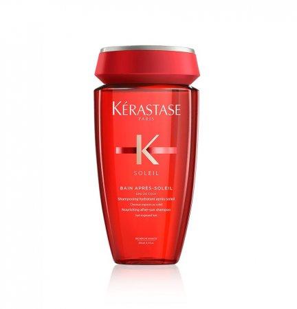 Kerastase Soleil, kąpiel, szampon chroniący przed promieniowaniem UV, 250ml