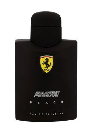Ferrari Scuderia Ferrari Black, woda toaletowa, 125ml (M)