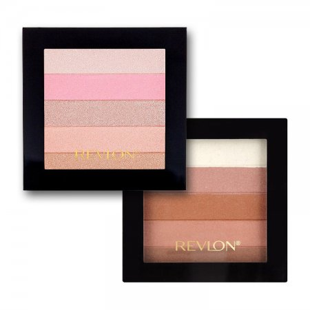 Revlon Highlighting Palette, paleta rozświetlająca, 7,5g