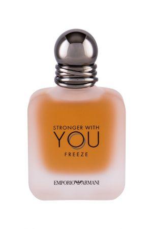 Giorgio Armani Emporio Armani Stronger With You Freeze, woda toaletowa, 50ml (M)