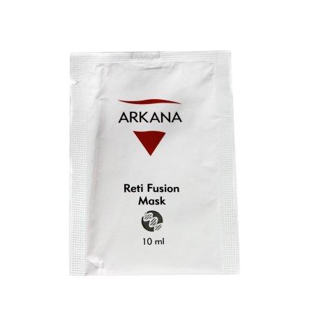 Arkana Reti Fusion Mask, maseczka z retinolem i kw. ferulowym, 10ml