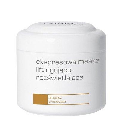 Ziaja Pro, Maska liftingująco rozświetlająca, program liftingujący, 200ml