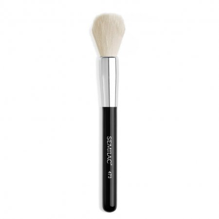 Semilac Makeup 473, pędzel do różu i rozświetlacza