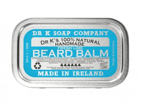 Dr K Soap Company Fresh Lime, balsam do brody, 50g
