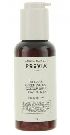 Previa Keeping, termoochronne mleczko do włosów farbowanych, 200ml