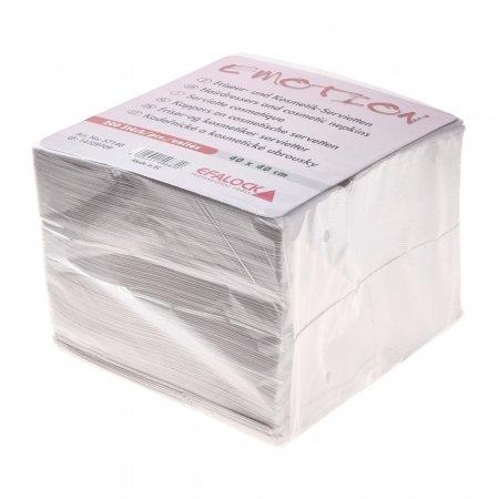 Efalock Emotion, papierowe serwetki kosmetyczne, 200 szt.