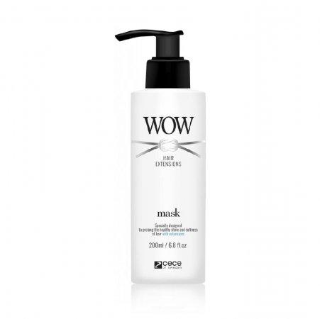 CeCe WOW Hair Extensions, maska do włosów przedłużanych, 200ml
