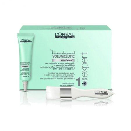 Loreal Volumceutic, serum na objętość włosów cienkich, 15x15ml