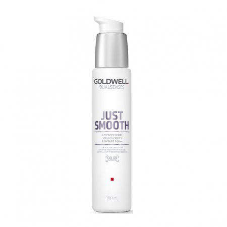 Goldwell Dualsenses Just Smooth, serum 6 efektów, 100ml