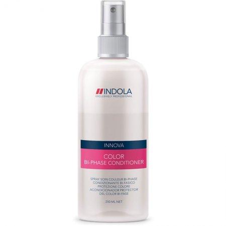 Indola Color, dwufazowa odżywka do włosów farbowanych, 250ml