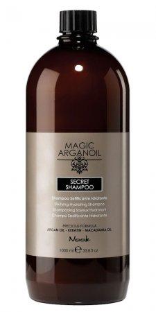 Nook Magic Arganoil, szampon nawilżający, 1000ml
