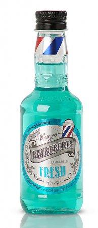Beardburys Fresh, szampon odświeżający, 100ml