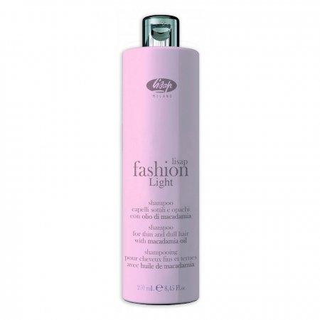 Lisap Fashion Light, szampon nadający objętość, 250ml