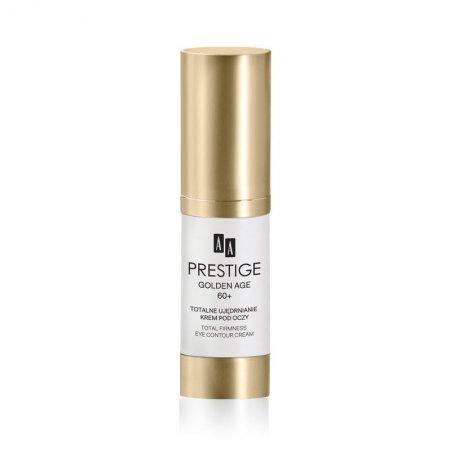 AA Prestige Golden Age, krem pod oczy, totalne ujędrnienie, 15ml