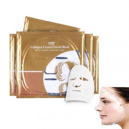 Pilaten Collagen Crystal Facial Mask, żelowa maska do twarzy z kolagenem, 60g