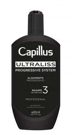 Capillus Ultraliss Nanoplastia, balsam nawilżający, krok 3, 400ml