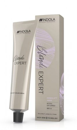 Indola Blonde Expert Highlight, Special Blonde, farba rozjaśniająca do 5 tonów, 60ml