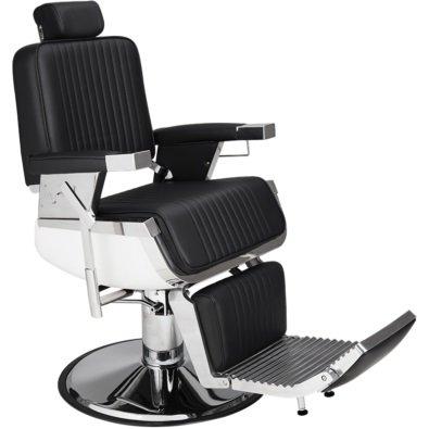 Fotel barberski Ayala Barber Lord - dostępny w 48h
