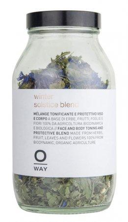 OWay Beauty Winter Solstice Blend, mieszanka ochronno-ujędrniająca do twarzy i ciała, 30g