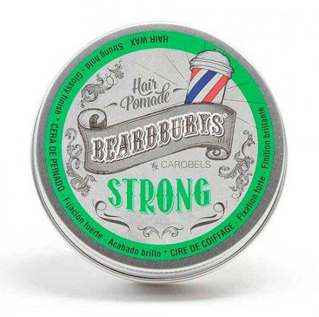 Beardburys Strong, pomada do włosów, 30ml