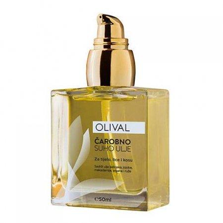 Olival, Magical Dry Oil, suchy olejek do twarzy i ciała, 50ml