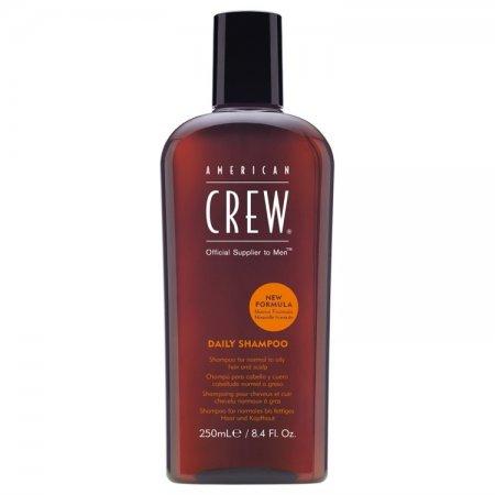 American Crew Classic, szampon do codziennego stosowania, 250ml
