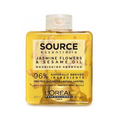Loreal Source Essentielle Nourishing, szampon odżywczy, 300ml