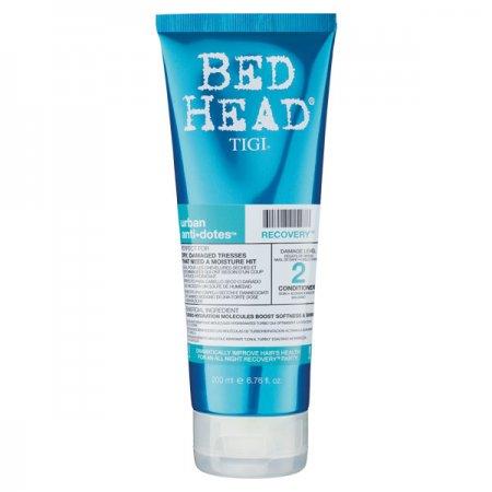 Tigi Bed Head Urban Anti+Dotes Recovery, nawilżająca odżywka do włosów zniszczonych, 200ml