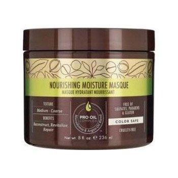 Macadamia Nourishing Moisture, nawilżająca maska do włosów normalnych, 236ml