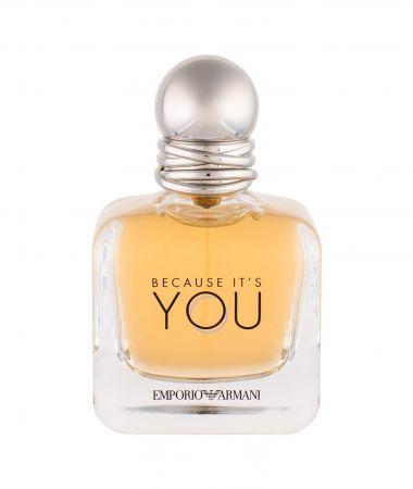 Giorgio Armani Emporio Armani Because It´s You, woda perfumowana, 50ml (W)