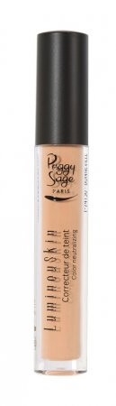 Peggy Sage Luminoskin, płynny korektor, warm beige, 3ml, ref. 801170
