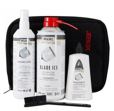 Moser BladeCare, zestaw do konserwacji i czyszczenia maszynek, ref. 2709466
