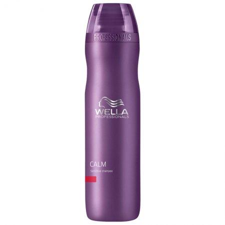 Wella Balance Calm, szampon do wrażliwej skóry głowy, 250ml