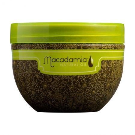 Macadamia, regeneracyjna maska do włosów z olejkami, 500ml