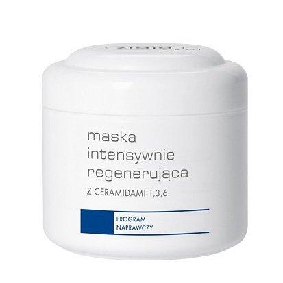 Ziaja Pro, maska intensywnie regenerująca z ceramidami, program naprawczy, 200ml