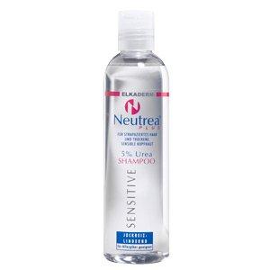 Elkaderm Neutrea 5% Urea, szampon do włosów zniszczonych, odpowiedni dla alergików, 250ml