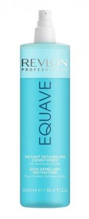 Revlon Equave Hydro, dwufazowa odżywka nawilżająca z keratyną, 500ml
