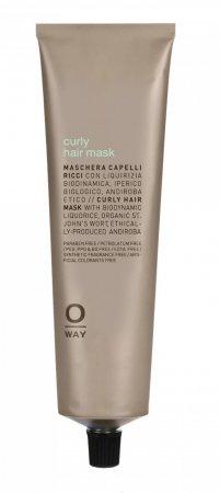 OWay BeCurly, maska do włosów kręconych, 150ml